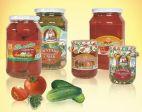 Овощи маринованные и консервированные